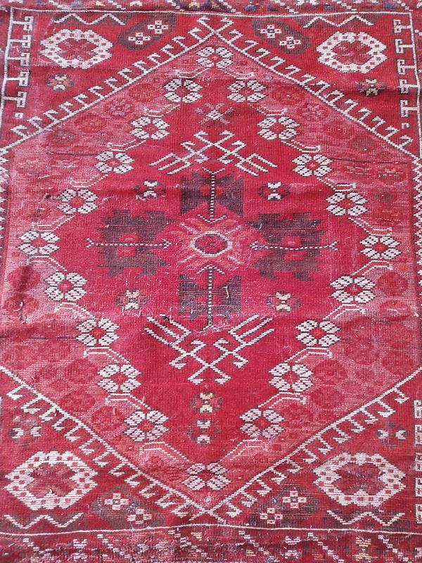 Piccolo tappeto, sec. XX