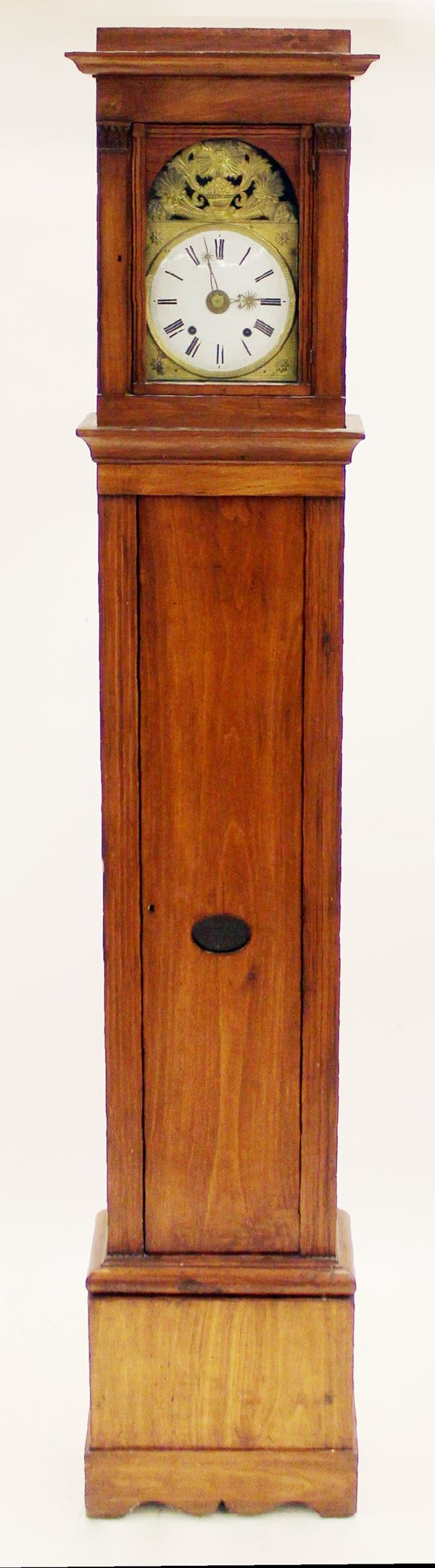 Orologio a colonna, sec. XIX,