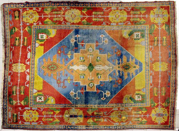 Tappeto, Anatolia, sec. XX,