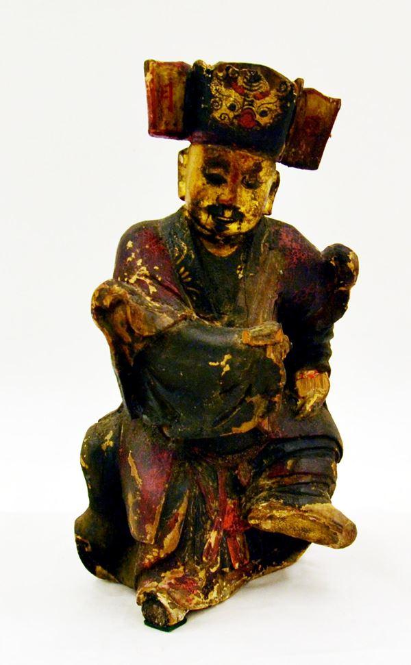 Scultura, Cina, sec. XIX