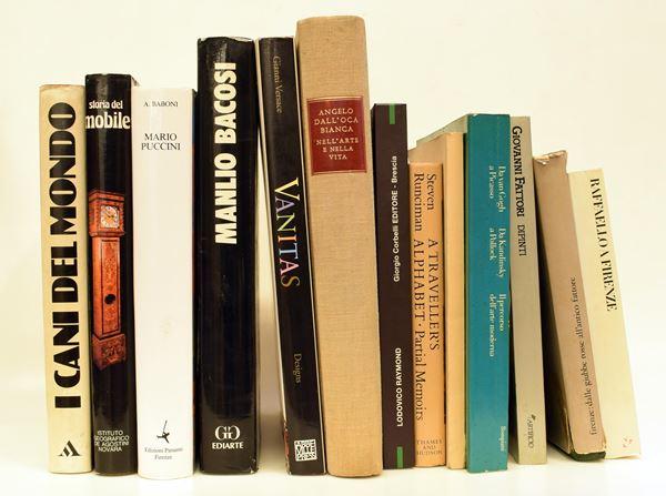 Tredici volumi