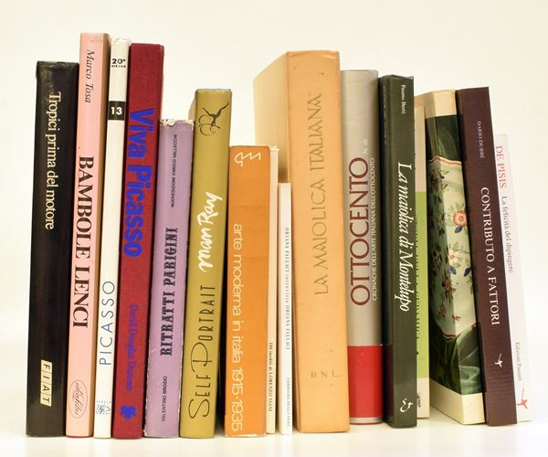 Sedici volumi
