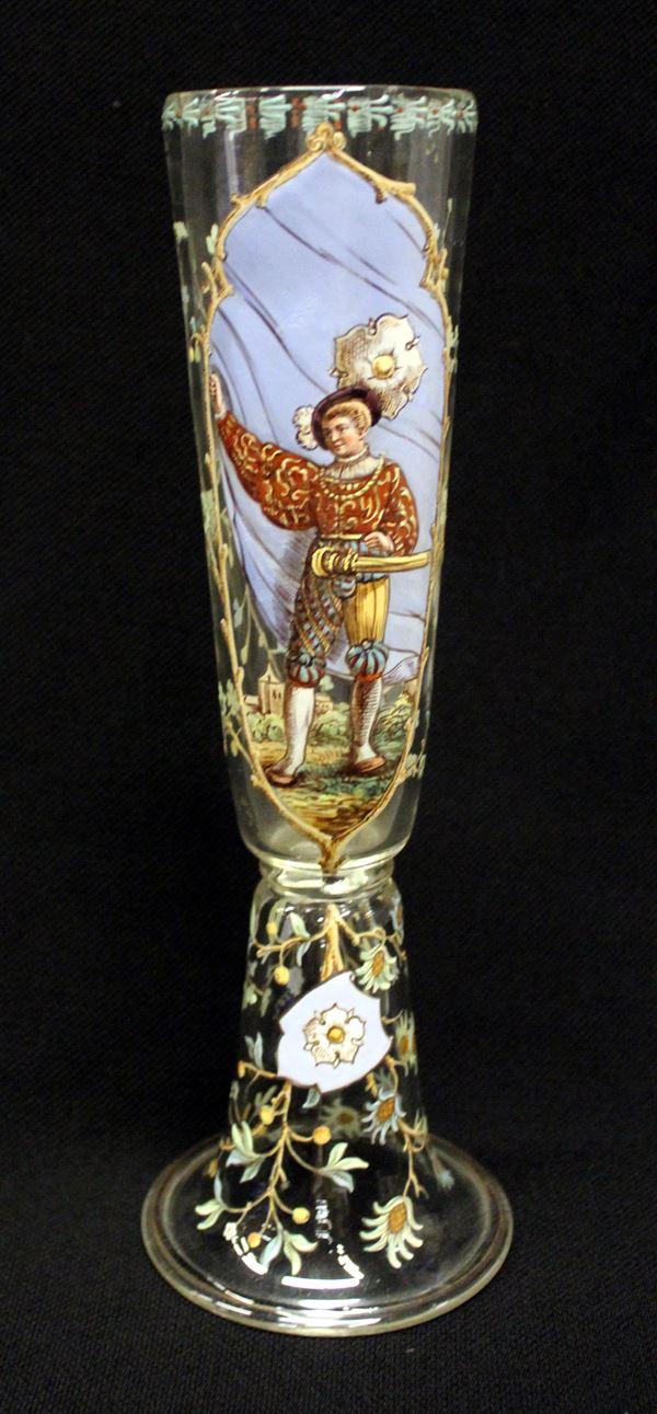 Bicchiere , sec. XIX