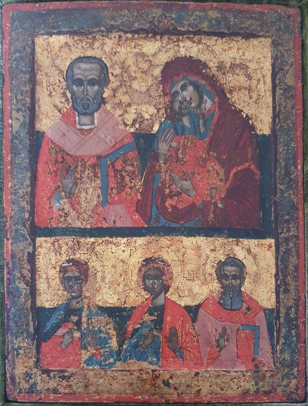 Icona, sec. XVIII