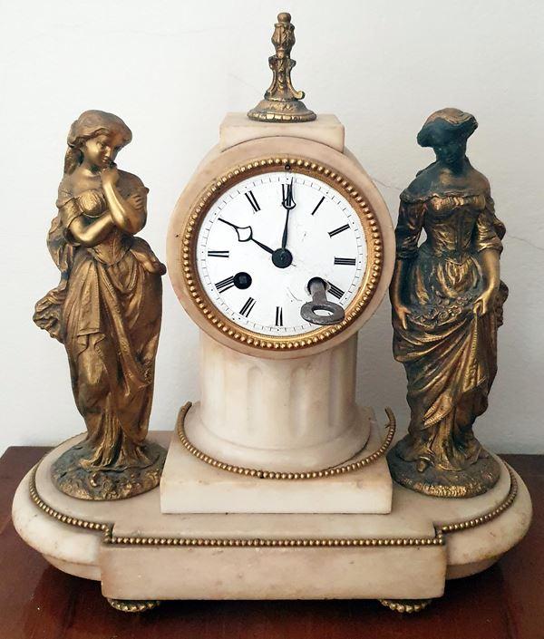 Orologio da tavolo, in stile Impero