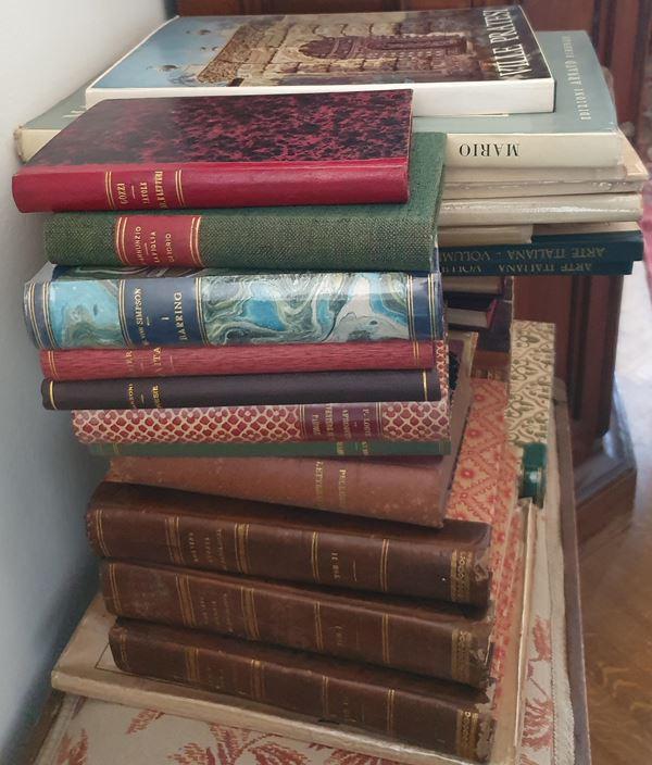Trenta volumi vari