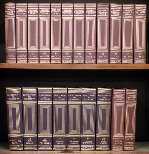 Istituto dell'enciclopedia italiana, fondata da Givanni Treccani