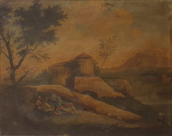 Scuola italiana, sec. XVIII