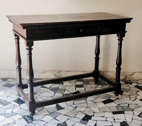 Tavolino, Toscana, sec. XVII