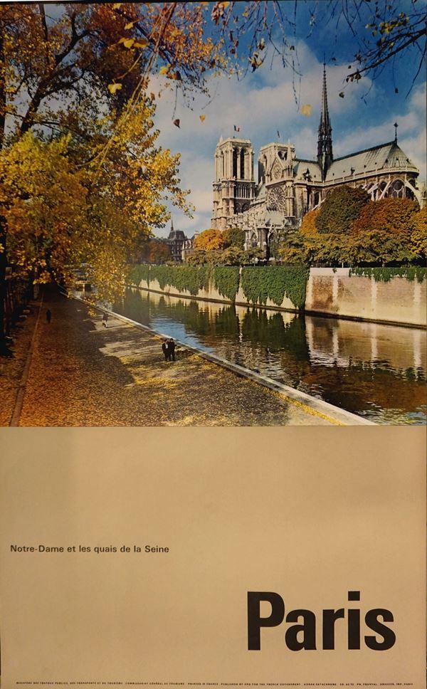 Paris, Notre-Dame e les quais de la Seine