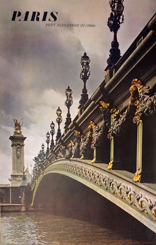 Paris, Pont Alexander III