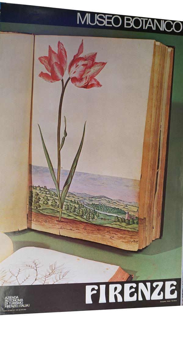Museo botanico, Firenze