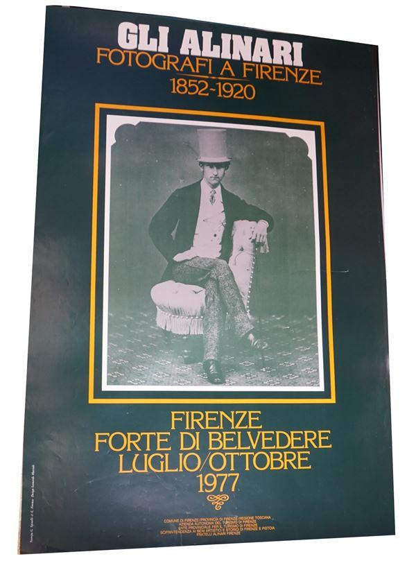 Gli Alinari, Fotografi a Firenze 1858-1920