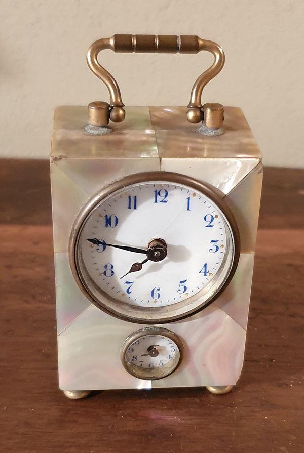 Orologio da tavolo, inizi sec. XX